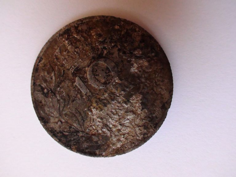 Pronađeni novčić