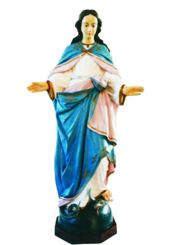 Mali Gospin kip