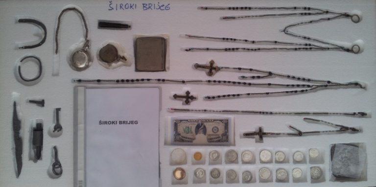 Predmeti iz ratnog skloništa